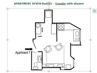 Apartment 7 - Layout