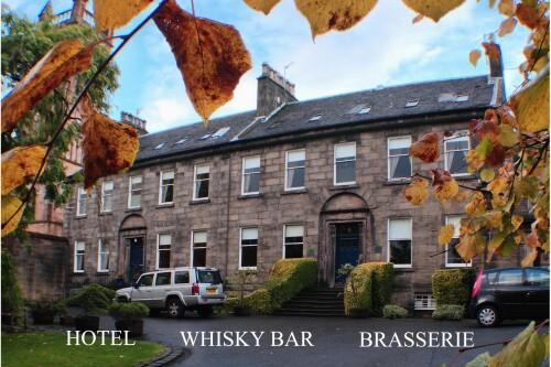 Hotel, Whisky Bar & Brasserie