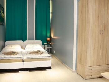 Doppelbett oder zwei Einzelbetten-Deluxe-Eigenes Badezimmer - Standardpreis