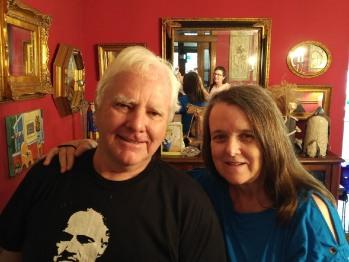 Owners, Ken & Gwen Mallard