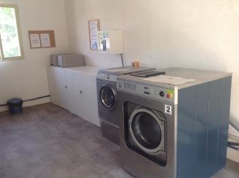 Laverie machines à laver