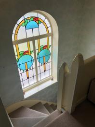 Original Stained Glass circa 1937