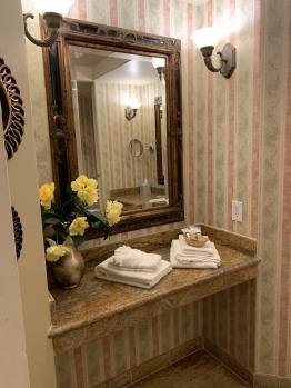 handicap room bathroom