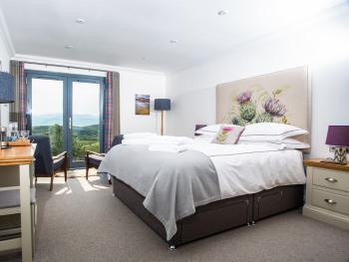 Thistles bedroom