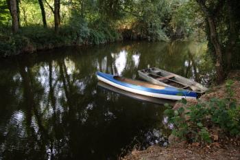 barque et canoë