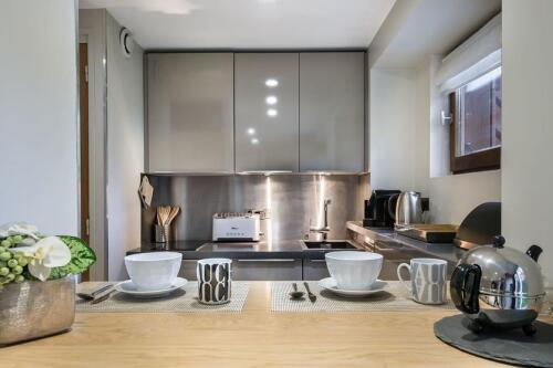 Appartement 100 avec Terrasse