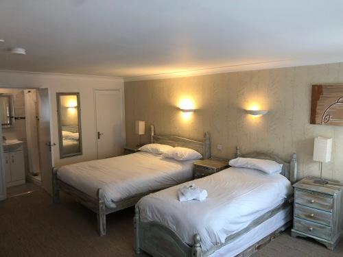 Triple room-Ensuite-3 person