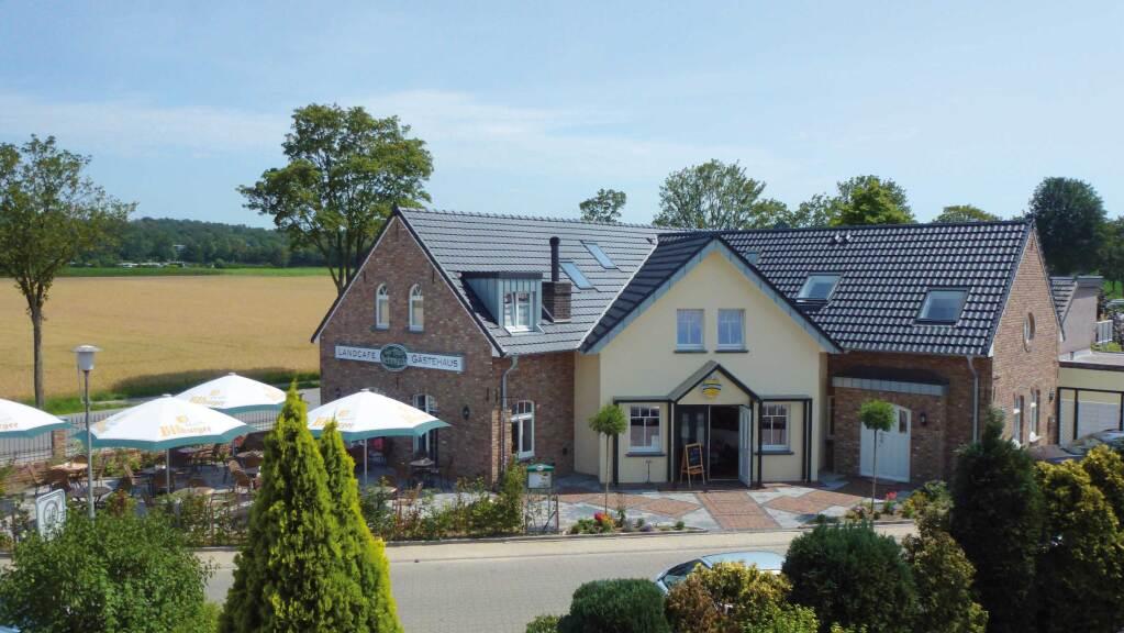 Zur Alten Schmiede Landcafe und Gästehaus