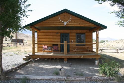 Hunter's Cabin.