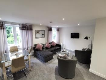 Gosforth Suite - Open Plan Lounge Dining Area