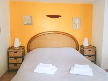 Chambre Jaune - lit 160x200