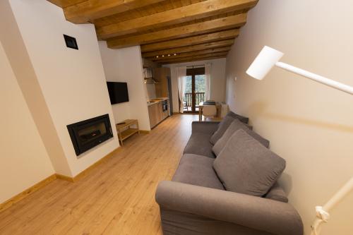 Apartamento duplex para dos personas con terraza y habitación privada