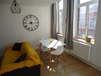 Appartement Lille/1ch/stationnement gratuit