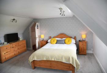 Comfort-Double room-Private Bathroom-Countryside view