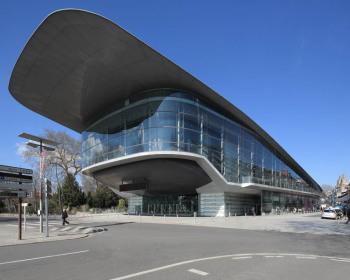 Centre de congrès VINCI