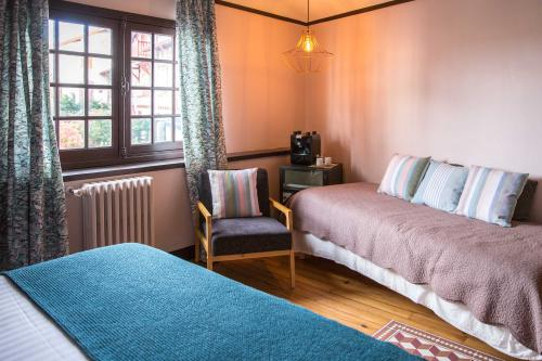 Le Madrid - Chambre Famille Confort N°5