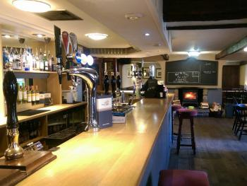 The Wheatsheaf bar
