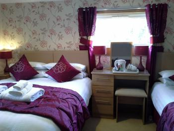 Family Ensuite - 2 Adult & 1 Adult