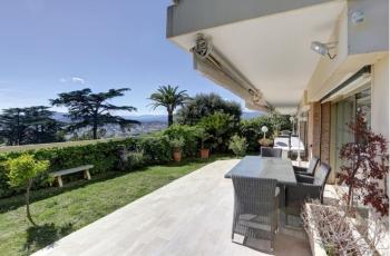 Le Saint Georges appartement villa vue mer
