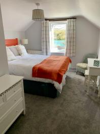 The Barn - Newly refurbished bedroom