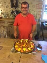 Paella à la valencienne