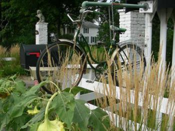 We are bicycle friendly here at the inn, centrally located on the Trempealeau Co, bike loops we have access to numerous loops, we offer bike storage and maps.