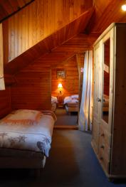 Triple-Standard-Salle de bain Privée-Vue sur Montagne - Tarif de base