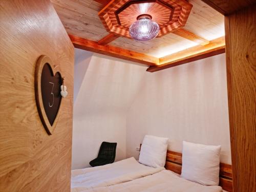 Doppelzimmer-Exklusiv-Eigenes Badezimmer-Exklusive Doppelzimmer - Basistarif