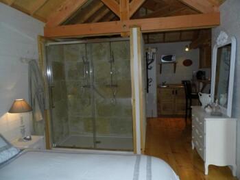 Cabane-de Luxe-Jacuzzi-Vue sur la campagne-Gîtes de France - Tarif de base