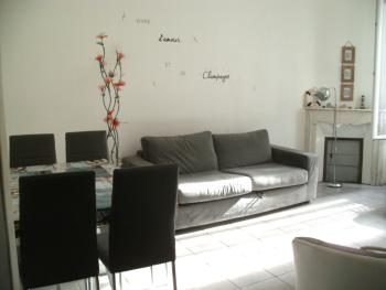 Port Lympia appartement - Salle a manger
