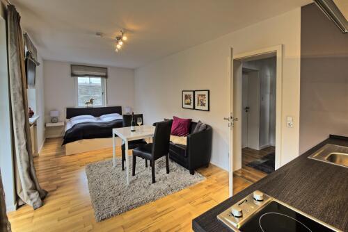 Apartment-Eigenes Badezimmer-Balkon-Apartment - Basistarif