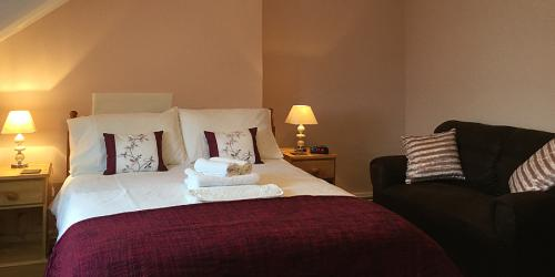 Double room-Ensuite with Bath-Sea View-Attic - Base Rate