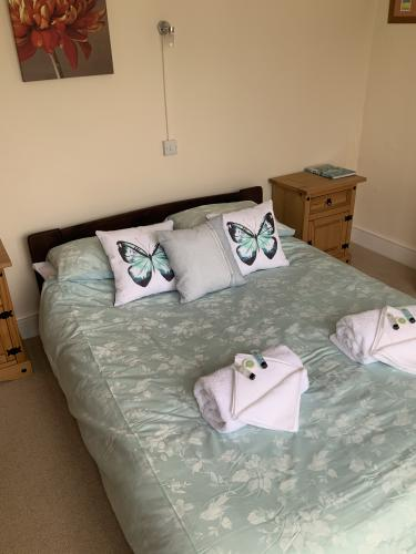 Double room-Traditional-Ensuite with Shower-Sea View-Appledore  - Base Rate