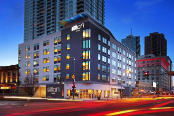 Aloft Denver Downtown  -