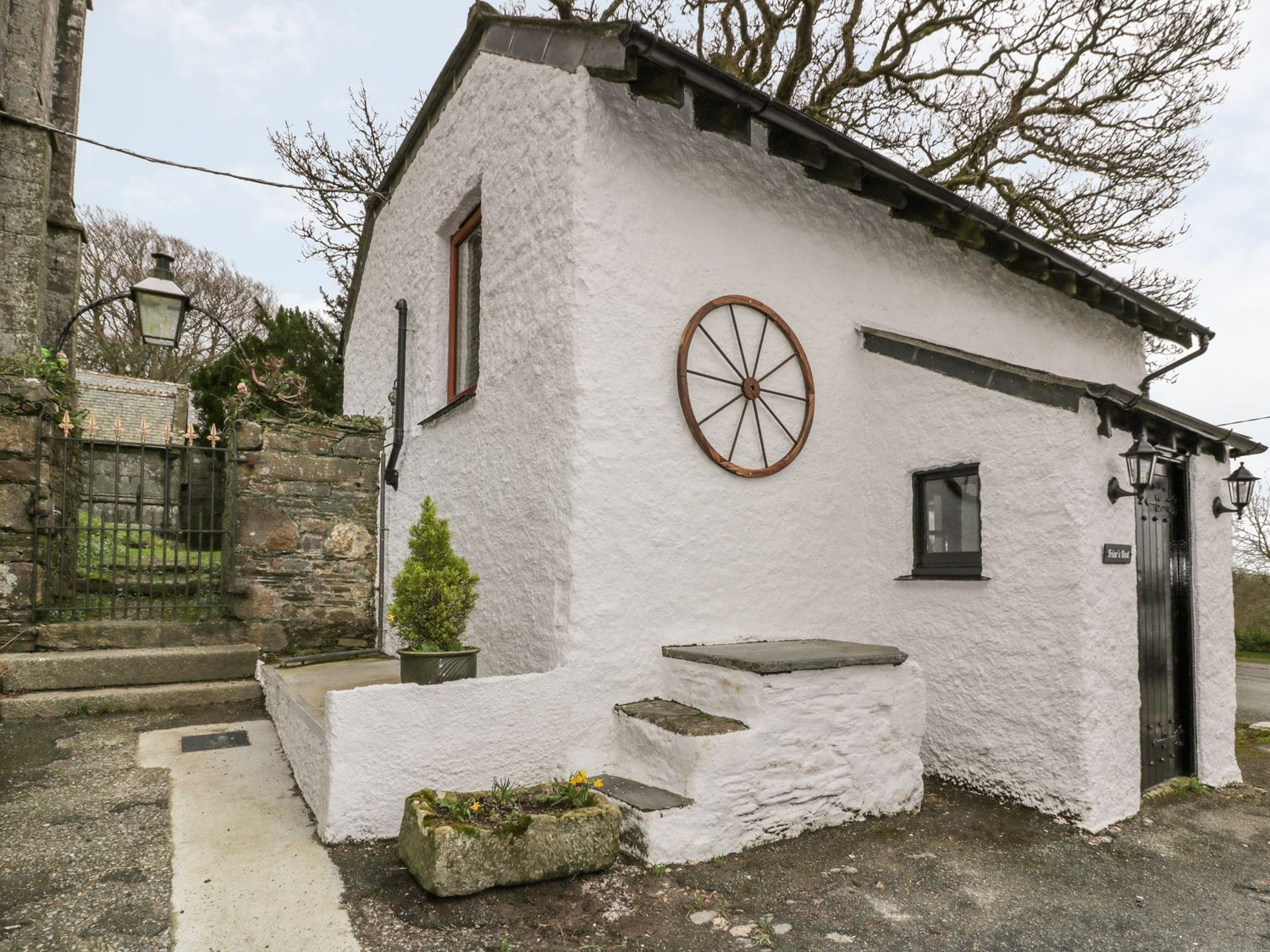 New! Friar's Rest Holiday Cottage