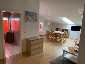 Familien- Appartement Stadtblick