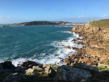 Coastal walks very nearby