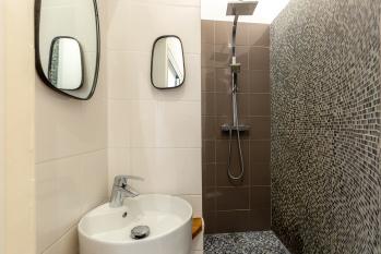 Appartement Tropiques salle d'eau