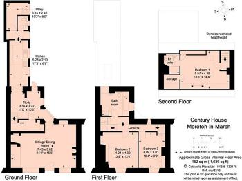 Century House Floor Plan