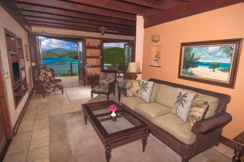 Peter Bay Honeymoon Suite Ocean View