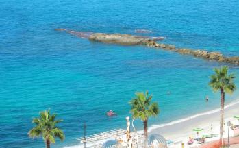 Strand Tropea © Ferienwohnung Casa Belle Vacanze