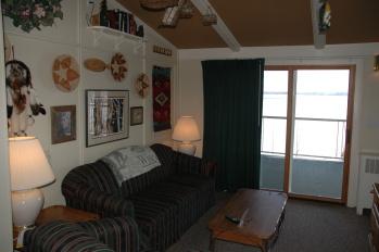 Winfield Inn Condo #21-Condo-Private Bathroom-Lake View