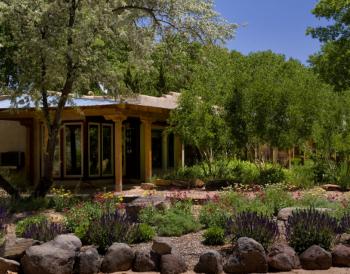 Pedernal Casita-Unit-Private Bathroom-Superior-Garden View