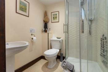 Shower Room - Twin Room