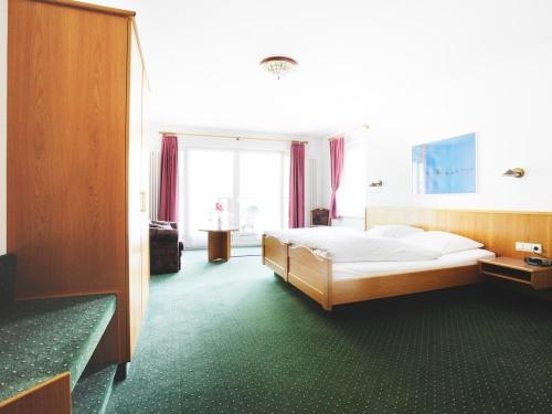 Doppelzimmer-Standard-Eigenes Badezimmer - Doppelzimmer-Standard-Eigenes Badezimmer