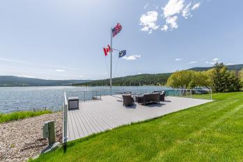 Deck over Lake