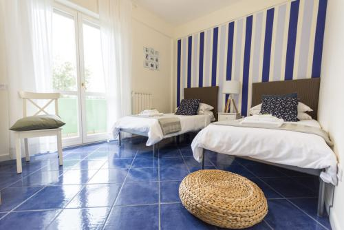 Appartamento-Familiare-Bagno privato-Vista parco-2 Bagni - Trotula