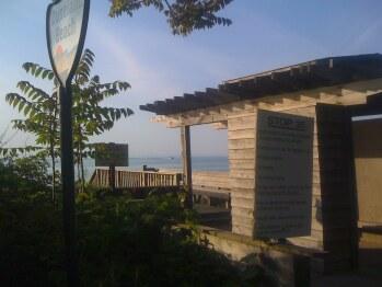 Private Beach Access to Lake Michigan