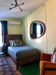 Single room-Shared Bathroom-Garden View-Room 7