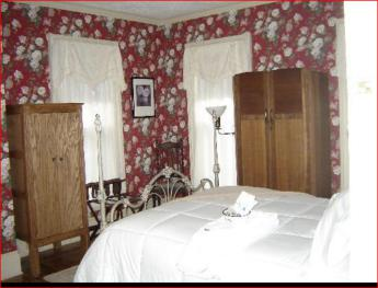 Double room-Shared Bathroom-Standard-American Beauty
